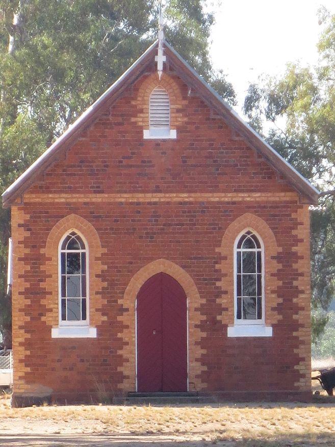 Waggarandall Uniting Church - Former