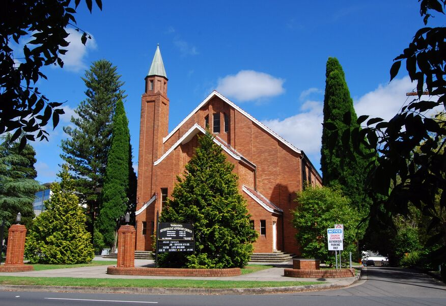 Wahroonga Seventh-Day Adventist Church