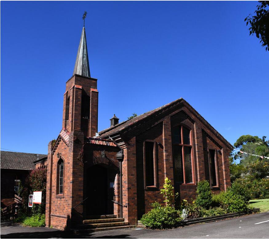 Waitara Uniting Church - Former