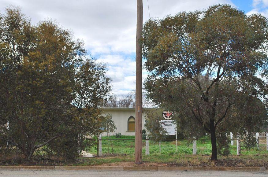 Wakool Uniting Church - Former