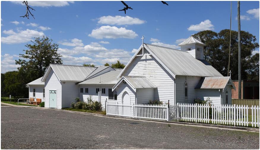 Wallacia Christian Community Church