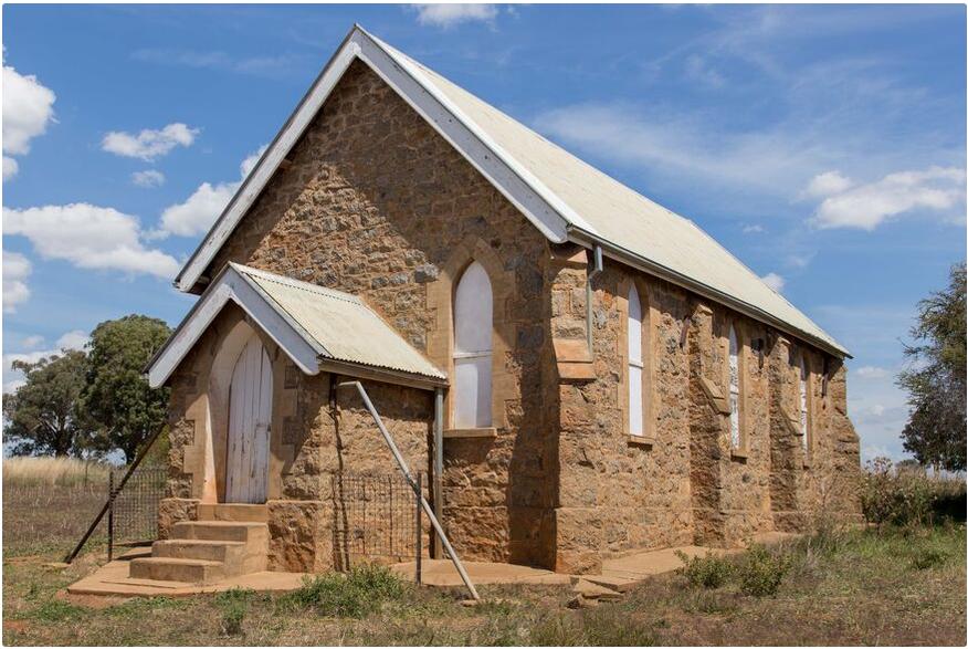Wallendbeen Presbyterian Church - Former