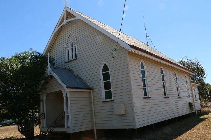 Wallumbilla Uniting Church