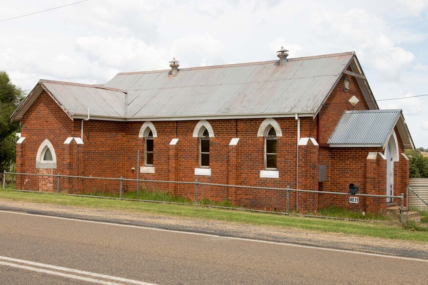 Wambanumba Church - Former