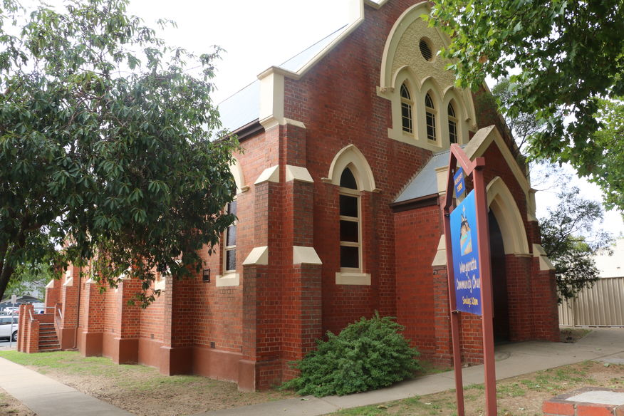 Wangaratta Community Church