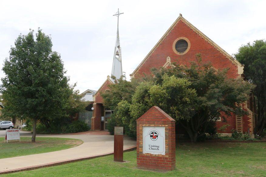 Wangaratta Uniting Church