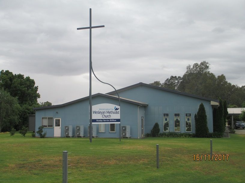 Wangaratta Wesleyan Methodist Church