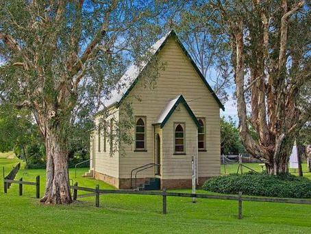 Wardell Uniting Church - Former
