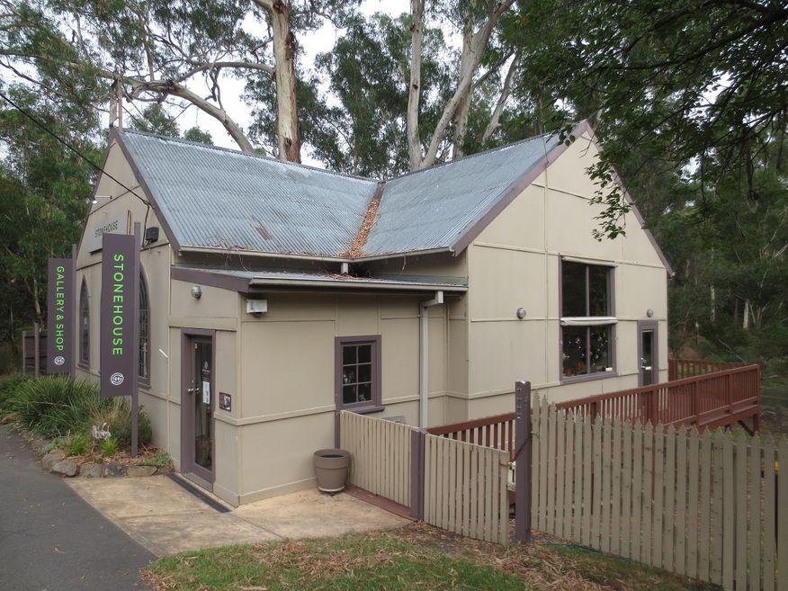 Warrandyte Gospel Chapel - Former