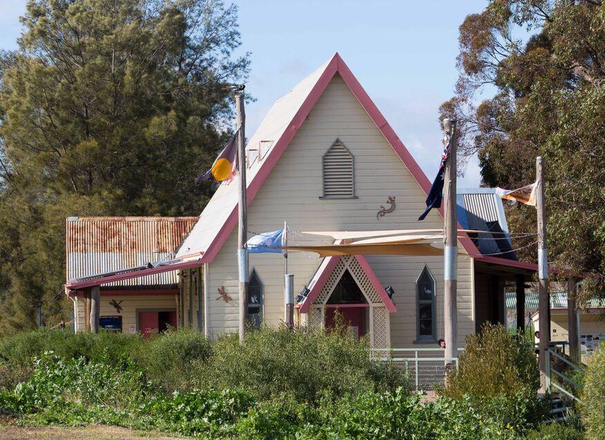 Warren Catholic Church - Former