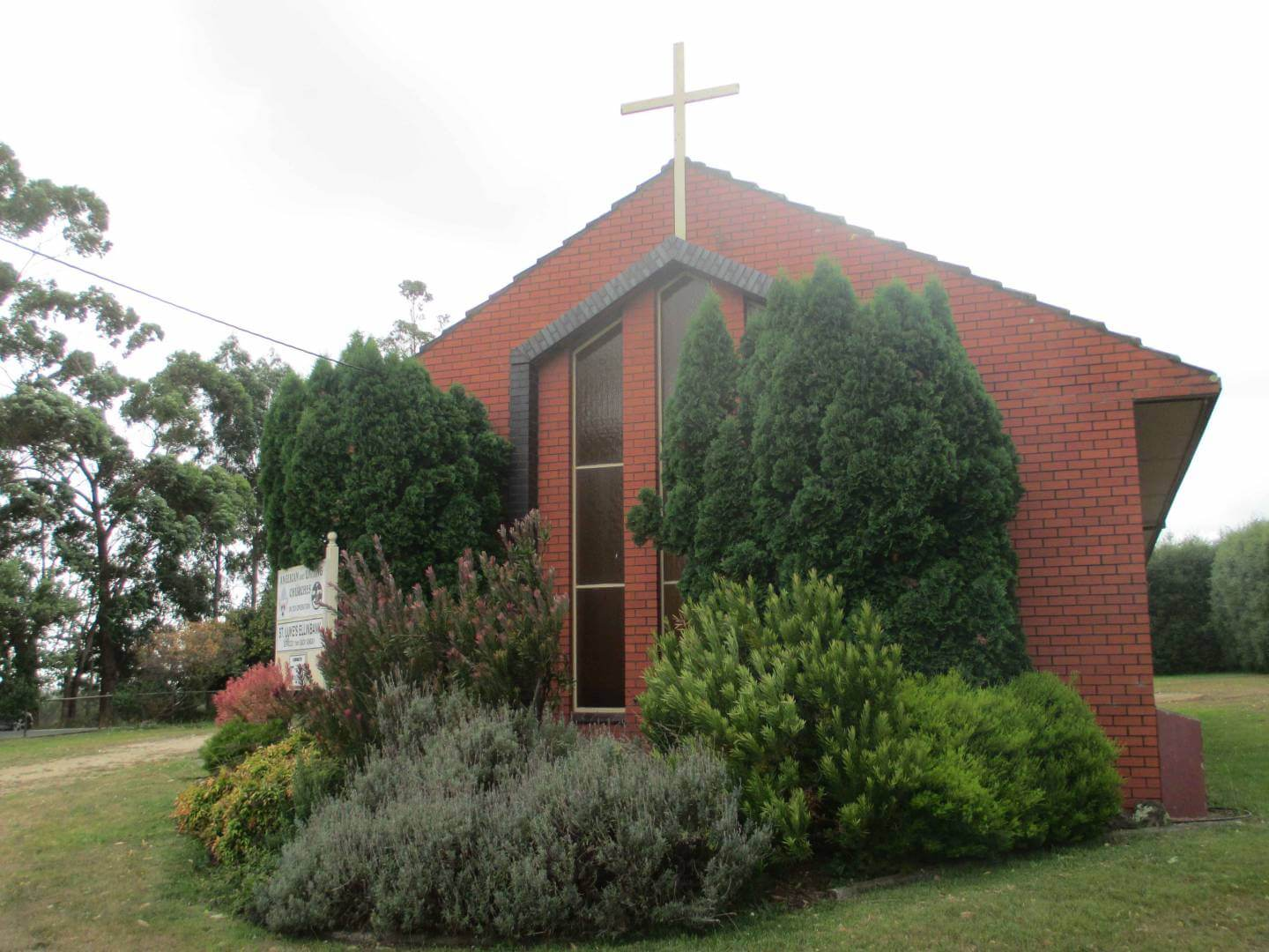 Warrugal Presbyterian Church