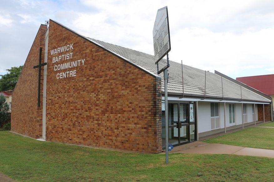 Warwick Baptist Church