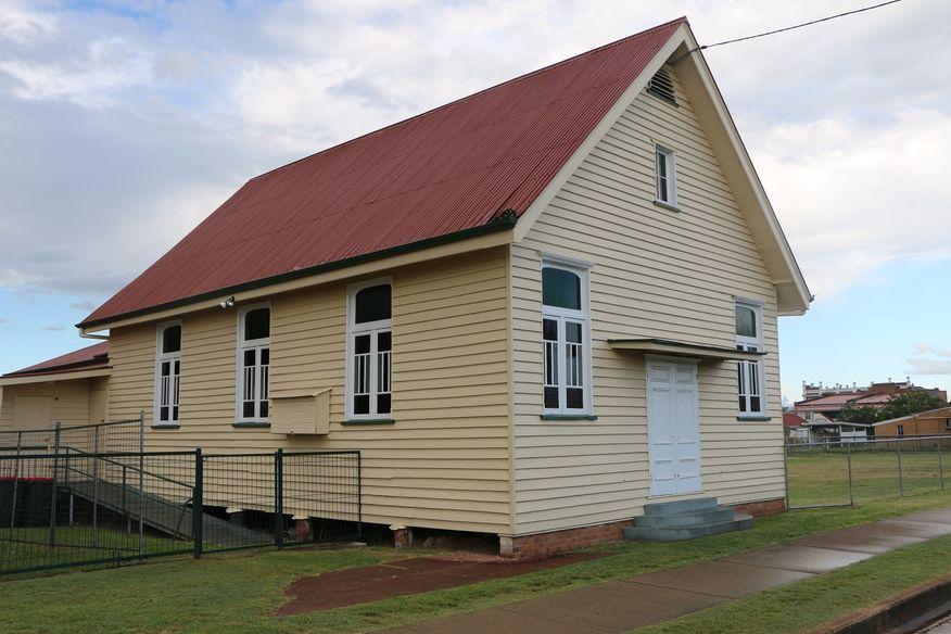 Warwick Baptist Church - Former