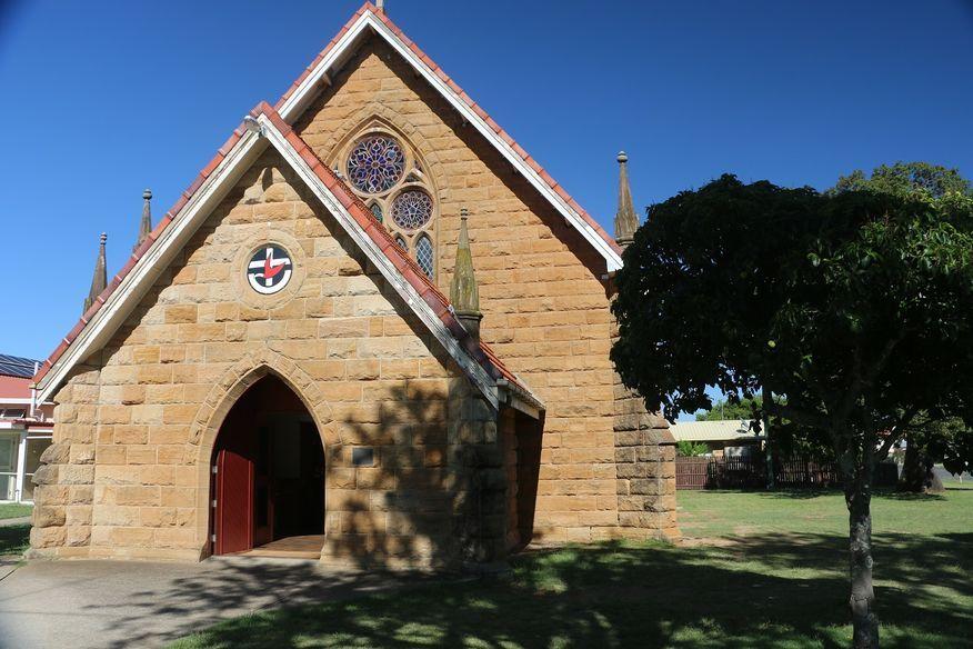 Warwick Uniting Church