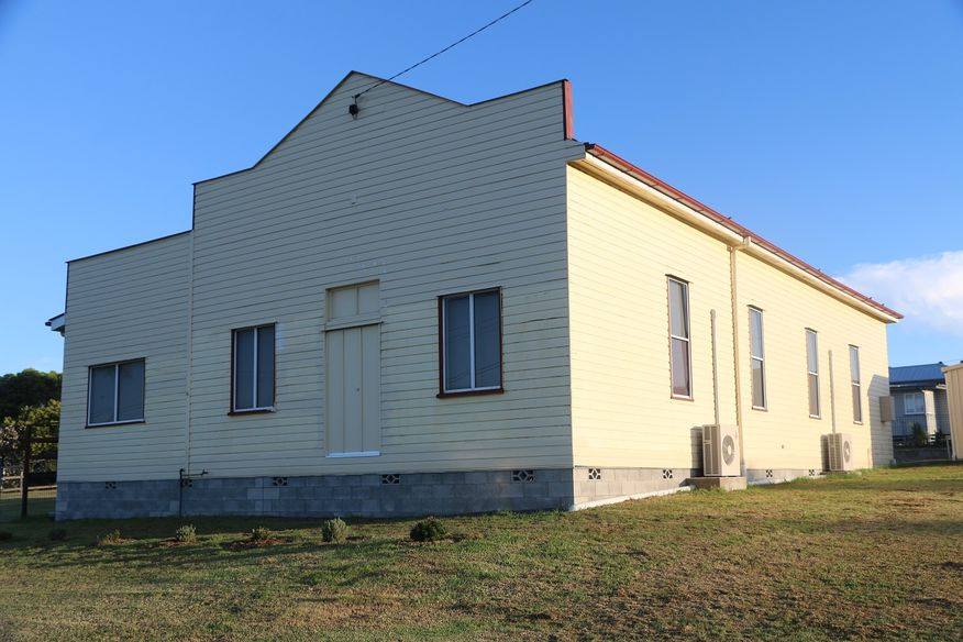 Warwick Wesleyan Methodist Church