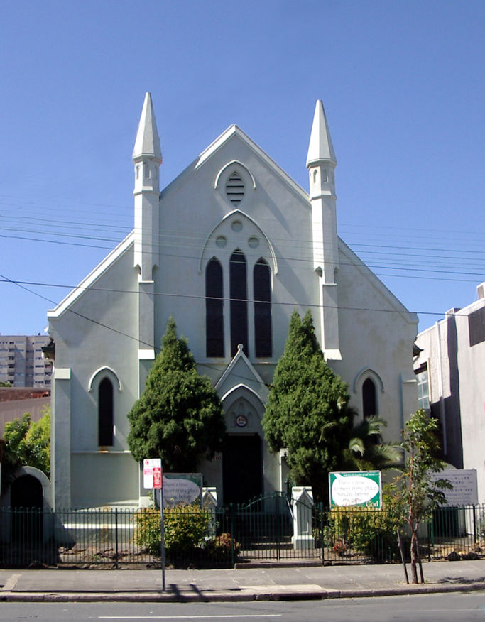 Waterloo Congregational Church