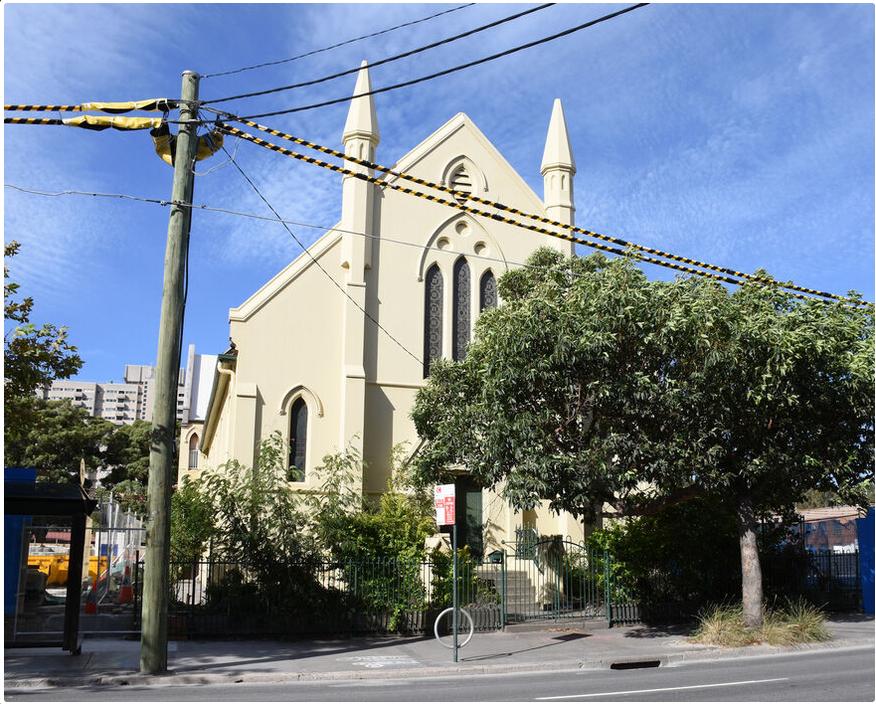 Waterloo Congregational Church Inc