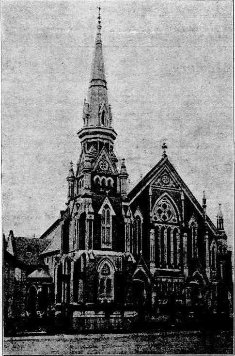 Waverley Methodist Church - Former