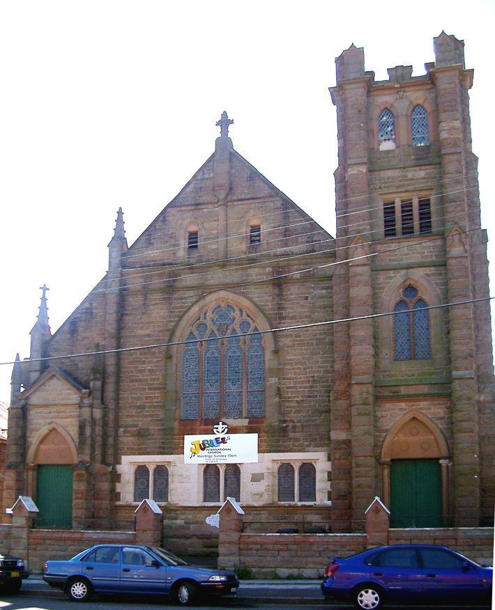 Waverley Presbyterian Church - Former