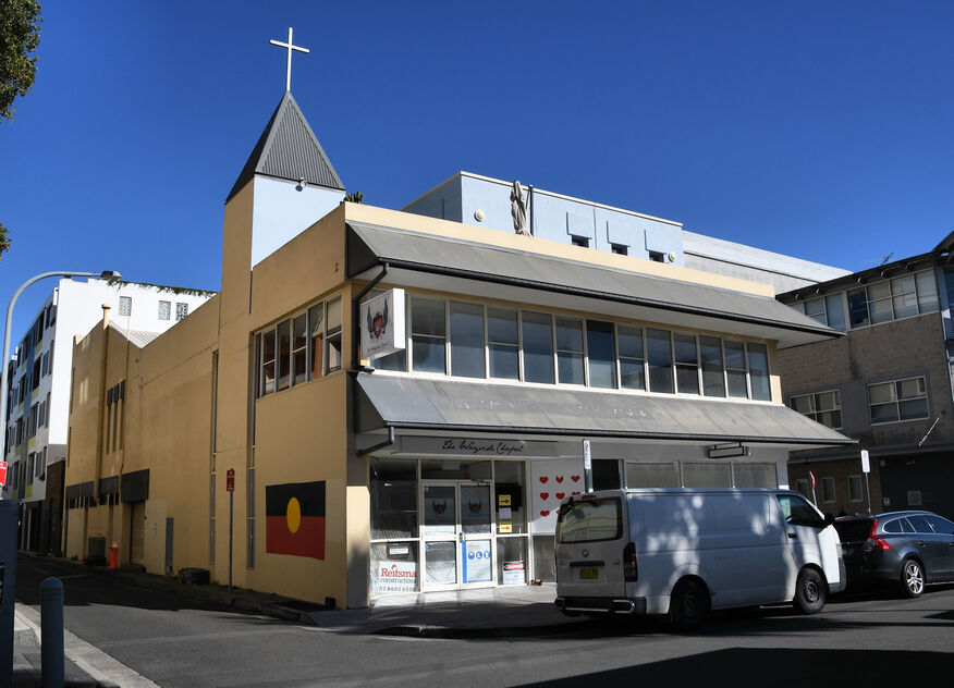 Wayside Chapel Bondi Beach
