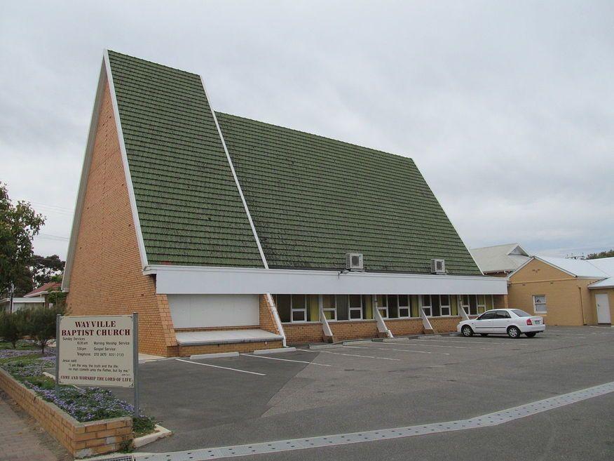 Wayville Baptist Church Inc.