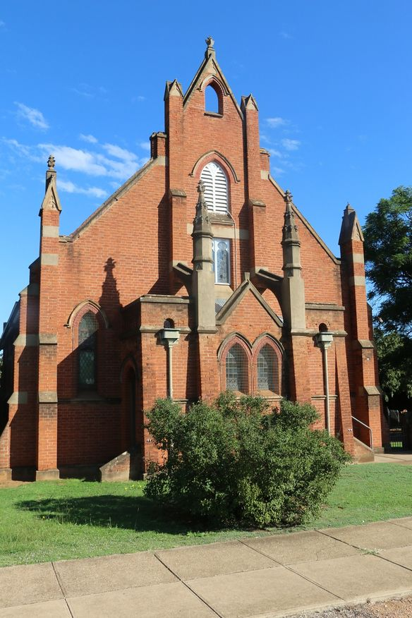 Wellington Uniting Church