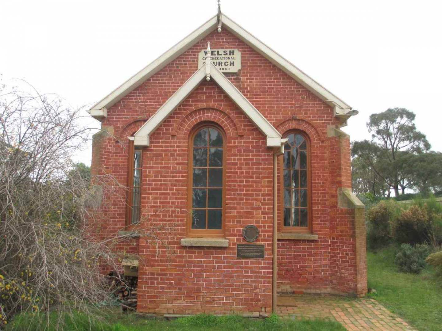 Welsh Congregational Church - Former
