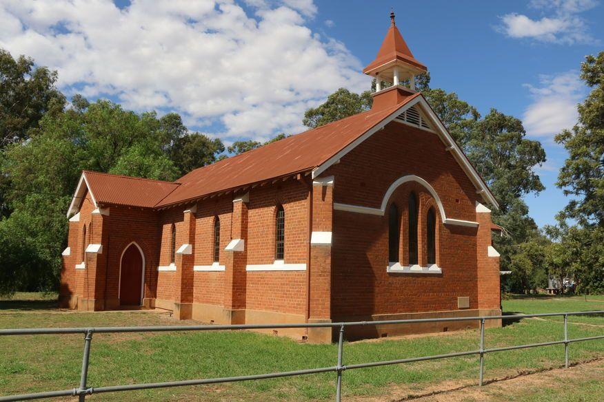 Welsh Memorial Uniting Church