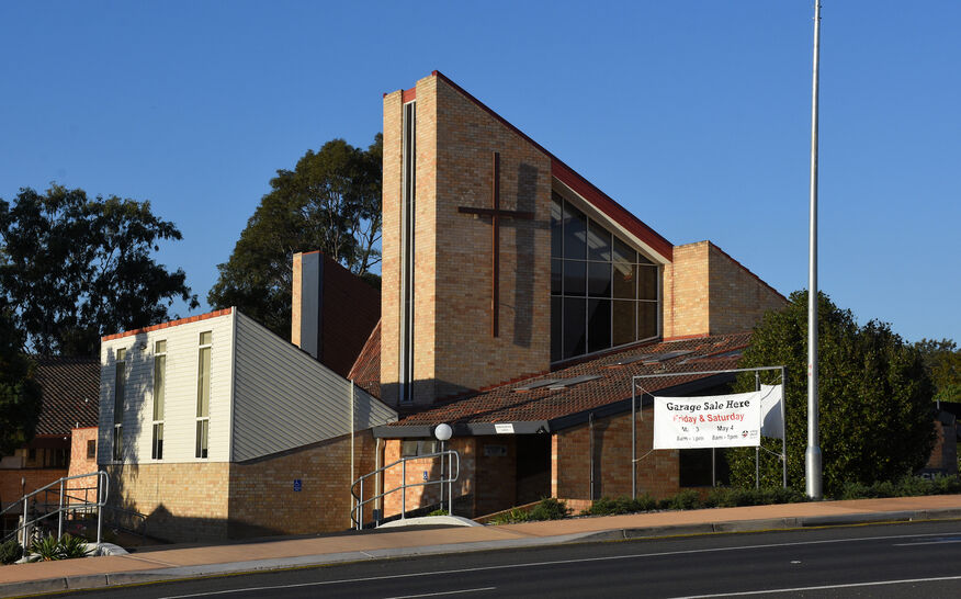 Wesley Castle Hill Uniting Church