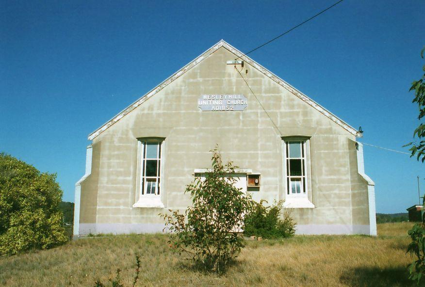 Wesley Hill Uniting Church - Former