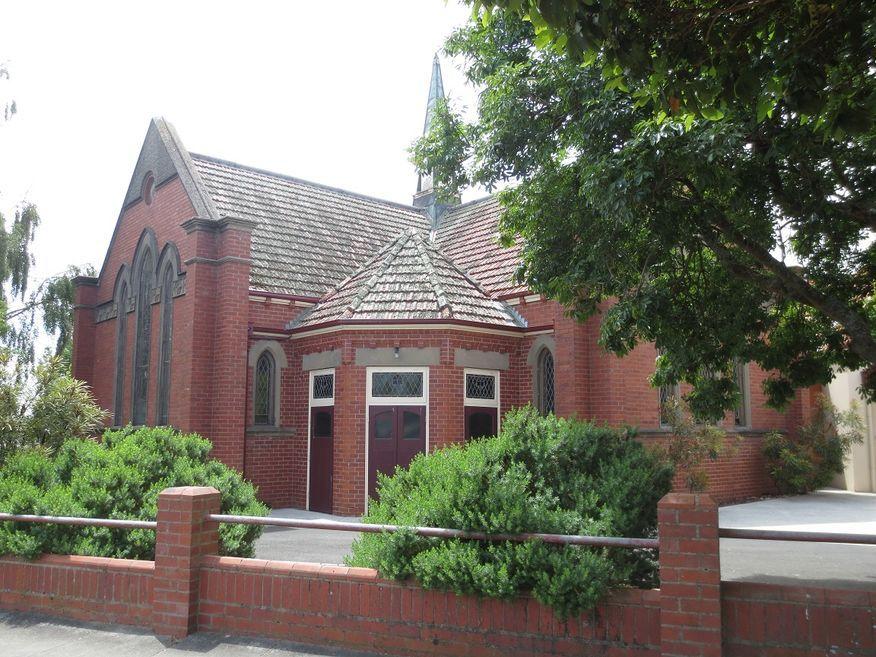 Wesley Uniting Church - Former