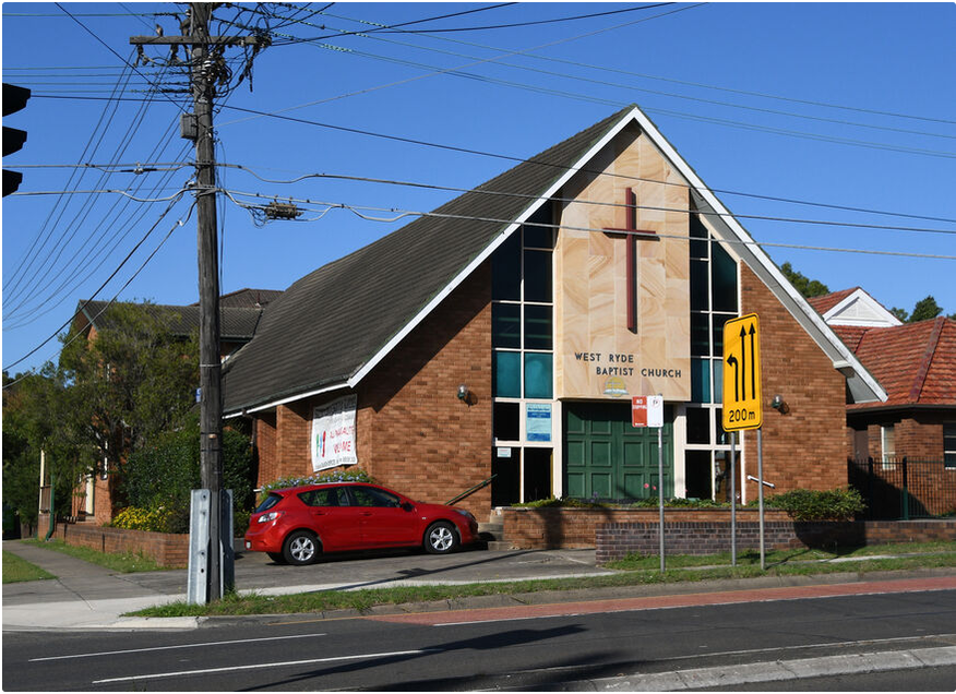 West Ryde Community Church