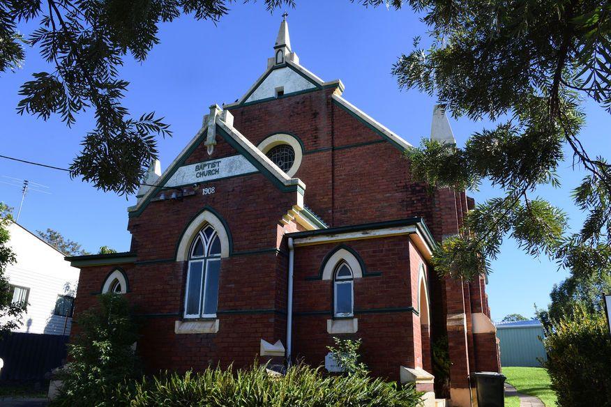 West Wallsend Baptist Church