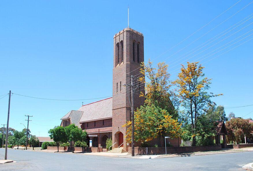 West Wyalong Anglican Church