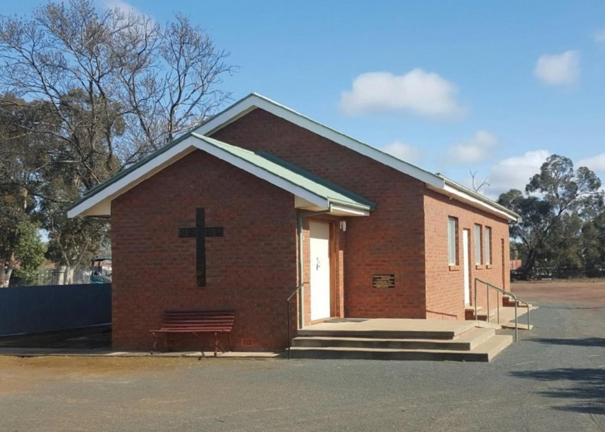 West Wyalong Lutheran Church