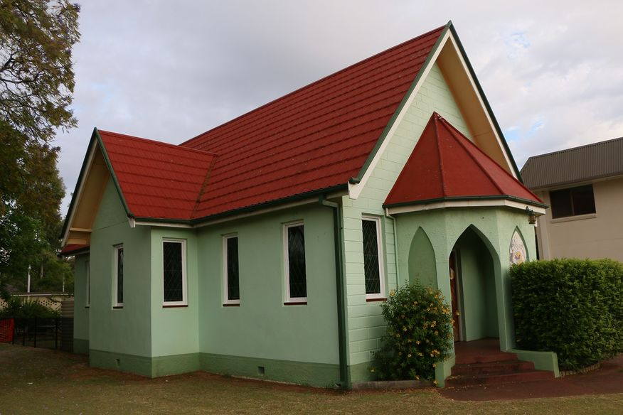 Western Downs Community Church