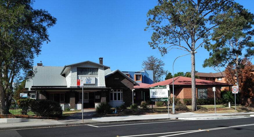 Westmead Church - Parramatta Mission