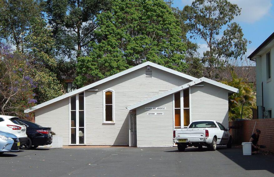 Westmead Seventh-Day Adventist Reform Church
