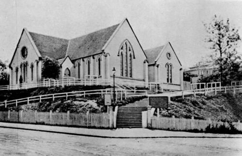 Wharf Street Congregational Church - Former