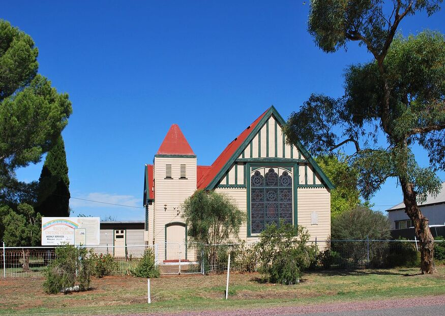 Whitton Uniting Church - Former