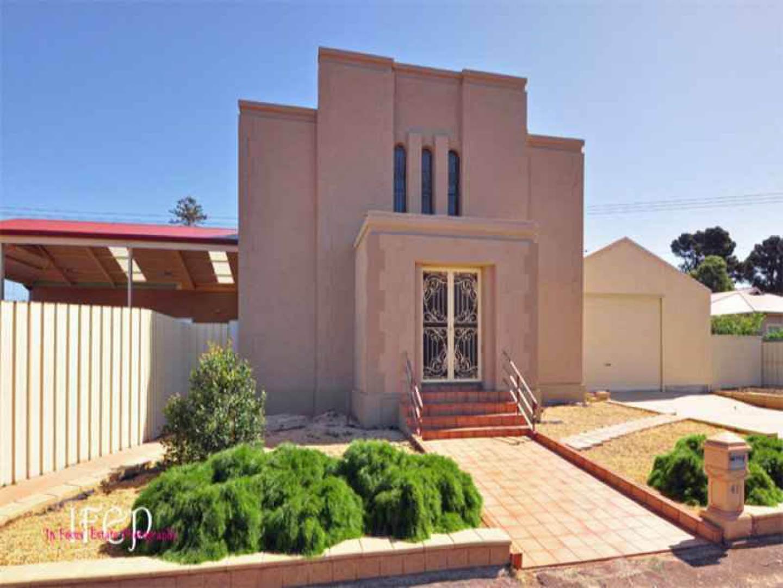 Whyalla Methodist Church - Former