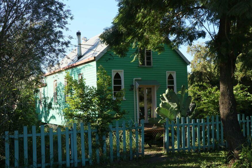 Wiangaree Presbyterian Church - Former