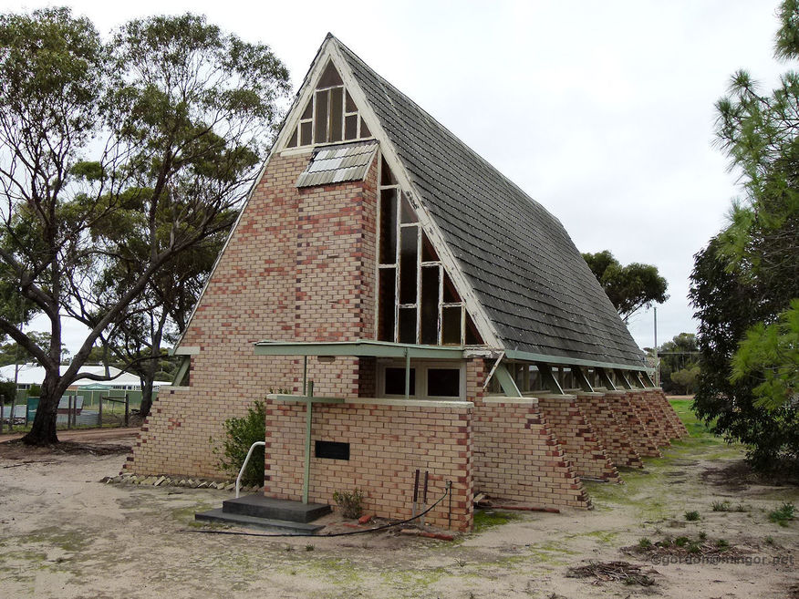 Wickepin Uniting Church - Former