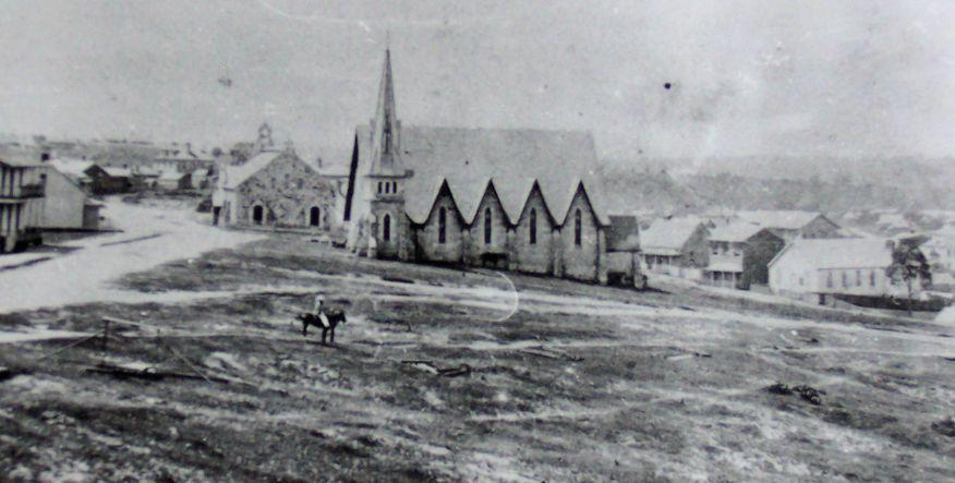 Wickham Terrace Presbyterian Church - Former