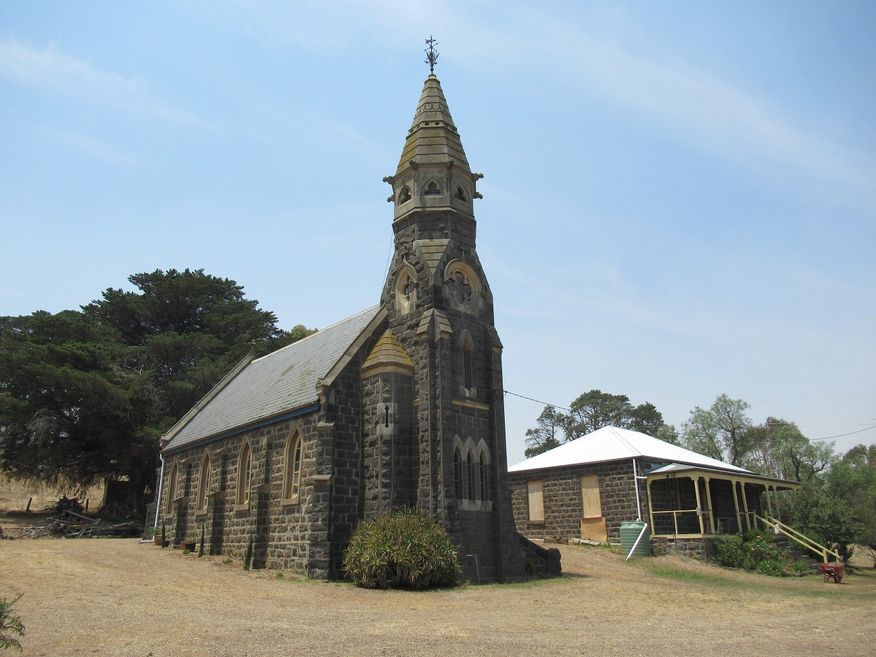 Wickliffe Uniting Church - Former