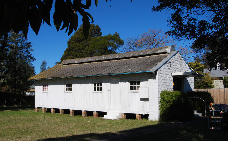 Wilberforce Uniting Church - Former