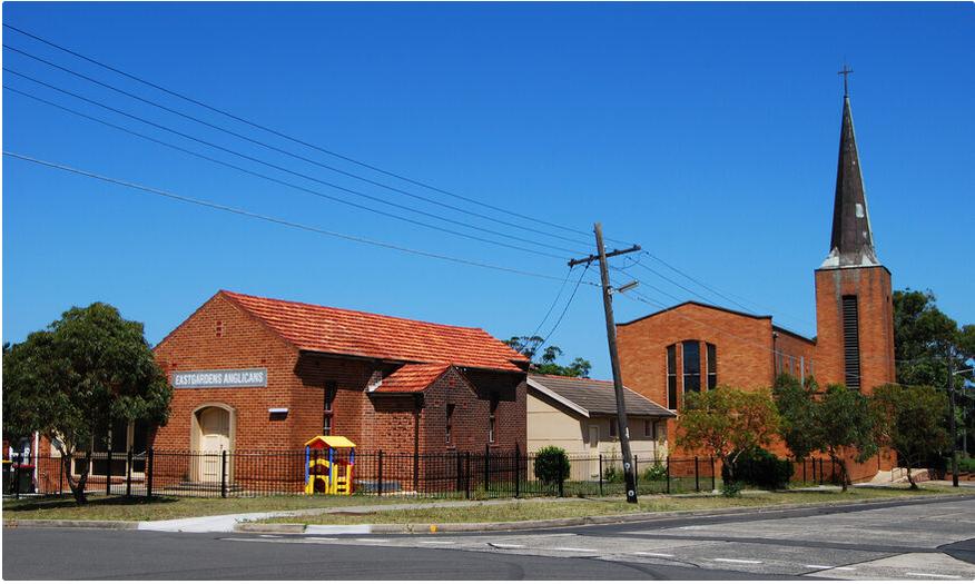 Wild Street Anglican Church