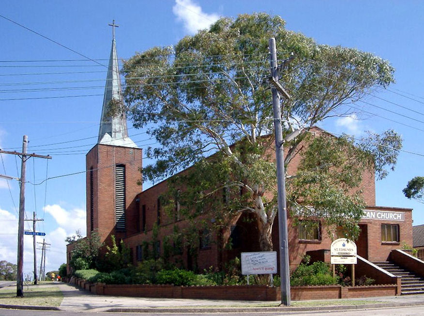 Wild Street Anglican Church