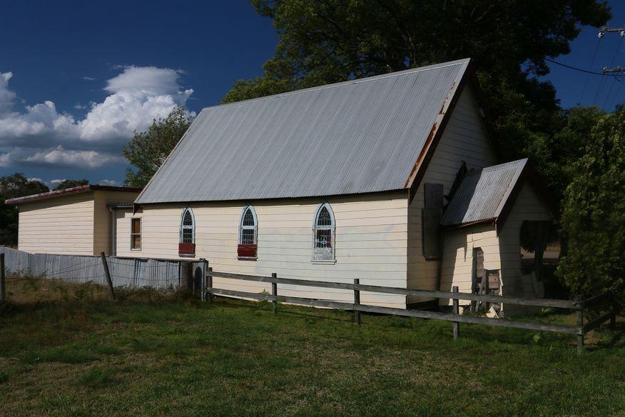 Williamstown Uniting Church - Former