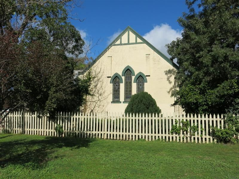 Wilson Street, The Rock Church - Former